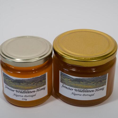 Wildblüten-Honig